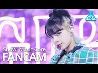 -예능연구소- 블랙핑크 리사 직캠 'Lovesick Girls' (BLACKPINK LISA FanCam) @Show!MusicCore 201010