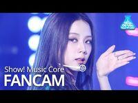 -예능연구소- 블랙핑크 지수 직캠 'How You Like That' (BLACKPINK JISOO FanCam) @Show!MusicCore 200718