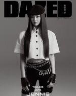Jennie for Dazed Korea Magazine April 2019 Issue