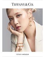 Rosé Global Ambassador Tiffany & Co 2