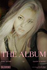 The Album Rosé Teaser Poster 2