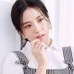 Jisoo Dior X W Korea 4
