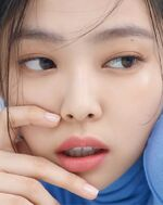Jennie x Hera on Elle Korea September 2020 9