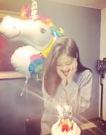 Jennie's Birthday IG Update 160118 5