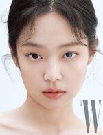 Jennie W Korea February 2020 1