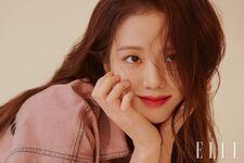 Jisoo Elle Korea July 2020 5