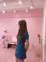 Jennie with a tiara IG Update