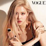 Rosé X YSL Beauty Libre Vogue Korea May 2021