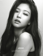 Jennie for GQ Japan December Issue 2017