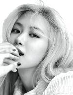 Rosé Elle Korea July 2020 9