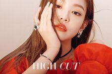 Jennie for High Cut