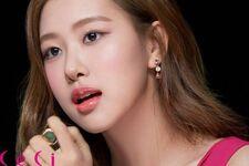 Rosé CéCi Korea Magazine 2