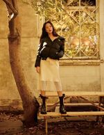 Jisoo Elle Korea Magazine December 2019 8