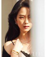 Jisoo Elle Korea January 2021 11