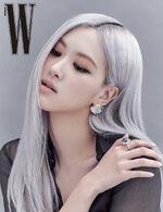 Rosé W Korea October 2020 5