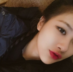 Rosé Update With Her Black Hair 2