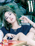 Jennie W Korea November 2020 2