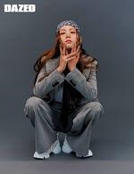 Jisoo Dazed Korea September 2020 7
