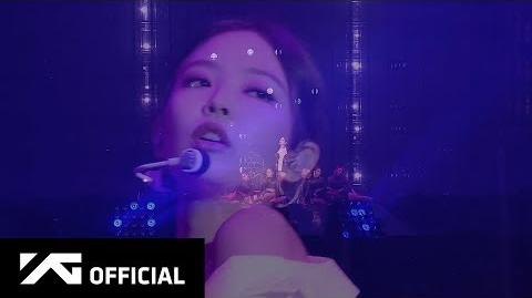 JENNIE - 'SOLO' PERFORMANCE IN YOUR AREA SEOUL