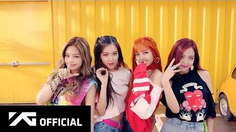 BLACKPINK - '마지막처럼 (AS IF IT'S YOUR LAST)' M V-0