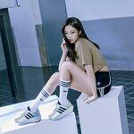 Jennie X Adidas 2021 2