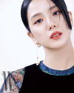 Jisoo Dior X W Korea 8