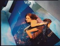 Jennie VOGUE KOREA March 2020 3