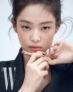 Jennie W Korea February 2020 6