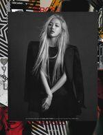 Rose for DAZED Korea-Magazine October 2019 Issue 12