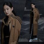 Jennie Adidas Originals 2020 2