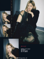 Rosé for Grazia China October Issue 2018 2