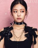 Jennie for Harper's Bazaar Korea 2018 10
