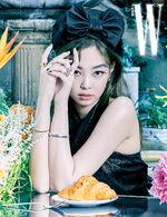 Jennie W Korea November 2020 3