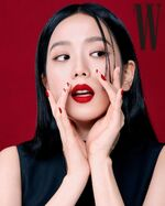 Jisoo W Korea February 2021 13