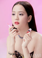 Jisoo Harper's Bazaar January 2020 8