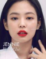 Jennie x Hera on Elle Korea September 2020 22