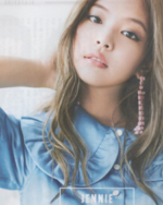 Jennie for Japan Mini Magazine