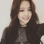Jennie's selfie