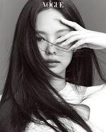 Jennie Vogue Korea June 2021 5