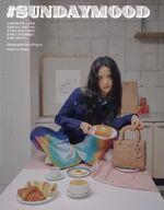 Jisoo x Harper's Bazaar Magazine December 2020 4