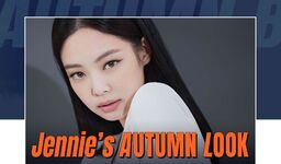 Jennie AUTUMN X OLENS 2020 4