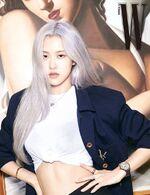 Rose W Korea Magazine August 2020 Issue 9