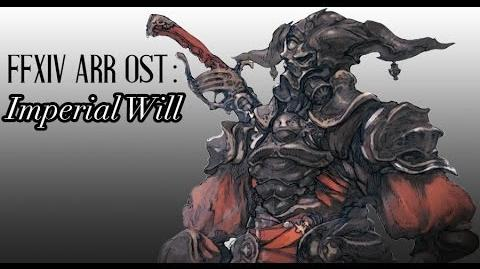 FFXIV ARR OST Garlean Theme ( Imperial Will )