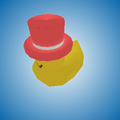 Top Hat Rubber Duckie Noob.png