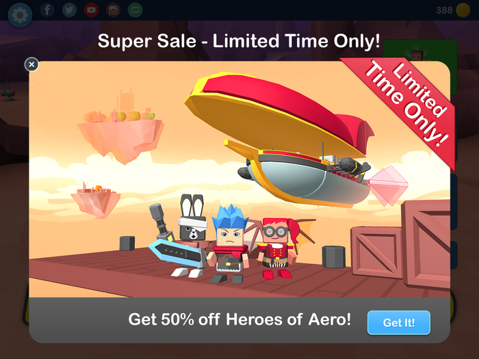 New Super Sale - Heroes of Aero!.PNG