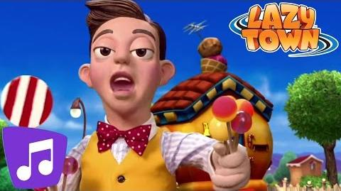 LazyTown The Mine Song Music Video