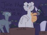 The Apprentice Army