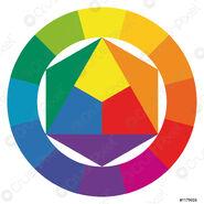 Color wheel yay