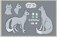 Slatepaw Redesign (February 2021)