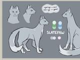 Slatepaw